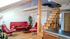 DO SPRZEDANIA PRZYTULNE MIESZKANIE Z ANTRESOLĄ NA KURDWANOWIEMieszkanie:Do sprzedania oferujemy mieszkanie położone na 4 piętrze 4-piętrowego bloku z 2001 roku przy ulicy Gen. Filipowicza w Krakowie.Powierzchnia użytkowa: 44,79m2,powierzchnia po podłodze: 67,79m2.Pomieszczenia:- przestronny salon połączony z kuchnią i jadalnią (możliwość zamknięcia kuchni), - sypialnia,- łazienka,- przedpokój. Z salonu można się dostać schodami na antresolę (możliwość zamknięcia antresoli) gdzie znajduje… Bed, Furniture, Home Decor, Decoration Home, Stream Bed, Room Decor, Home Furnishings, Beds, Home Interior Design
