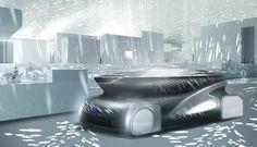 TATA Premium Vehicle for Smart City 2030 on Behance