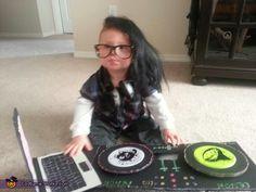 DJ Skrillz - 2012 Halloween Costume Contest
