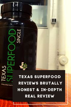 Texas Superfood Reviews - Brutally Honest & In-Depth Real Review - Superfoodliving.com Superfood Supplements, Us Department Of Agriculture, Natural Diuretic, Green Superfood, Superfood Powder, Most Nutritious Foods, Brutally Honest, Wellness Fitness, How To Increase Energy