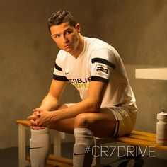 It's about the bold choices we make that embrace risk and inspire courage. What drives you? @Herbalife #CR7Drive