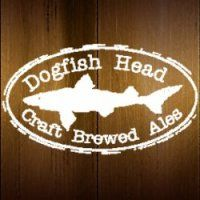 Dogfish Head has a logo that is easy to reproduce in a single color - and you can make a rubber stamp of it. Smart.
