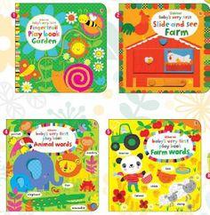 New Infant titles!!   Spring 2016 Catalog  www.v3030.myubam.com  #ClippedOnIssuu from Usborne Books & More spring 2016 catalog