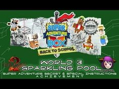 Super Adventure Box - World 3 Super Adventure Secret