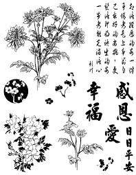Výsledek obrázku pro tattoo motivy květiny