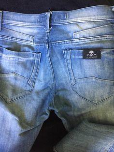 D AGGR 69 Denim Jeans, His Jeans, Jeans Pants, Blue Jeans, Denim Branding, Denim And Supply, Denim Fashion, Jeans Style, Indigo