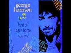 """That was yesterday: George Harrison - """"Best of Dark Horse 1976-1989"""" (..."""