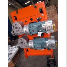 SC200, SC200/200 building hoist: 1). Cage load capacity: 2, 000kg 2). Lifting speed: 36m/min, 0 - 63m/min, 0 - 96m/min 3). Mast section: Painted or hot dipped zinc 4). Cage: Single cage or twin cage 5). Recommended cage inner dimensions   We offer most kinds for building hoist, if you are interested, please feel free to contact me.