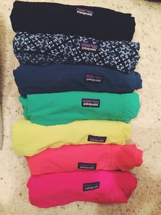 love all these Patagonia's!