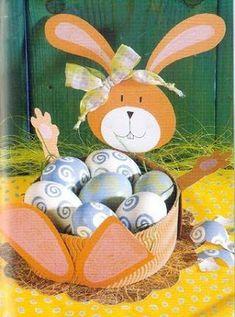 """""""Reis naar het Land ... Kinderen!"""": 8 nieuwe voorstellen voor de manden van Pasen!"""