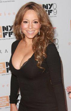 Mariah Carey | Mariah Carey photos robe noire