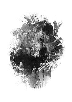 Gambit Wielopolskiego by StudioKxx Krzysztof Domaradzki, via Behance
