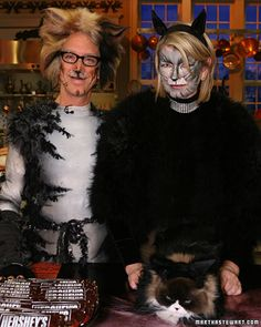 Martha's Black Cat Costume