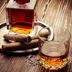 Whisky-Tasting in Castrop-Rauxel - Whisky und Zigarre