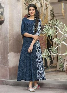 Casual wear printed kurtis wholesale collection online shopping in italy