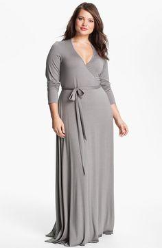 tara lynn | Tara Lynn is wearing a Rachel Pally Long Wrap Dress (Plus), view more ...