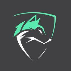 Game Logo Design, Art Diy, Poses References, Wolf Tattoos, Design Graphique, Animal Logo, Skull Art, Cool Logo, Logo Design Inspiration