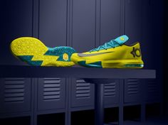 Nike KD VI – Officially Unveiled