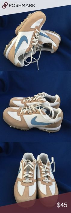 Nike Golf shoes Sp-5||| size 8,5 Like new Nike Shoes Sneakers