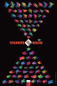 Julio. Carteles para Vicente Rojo, Carlos Palleiro.