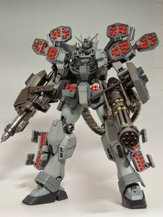Gundam Heavy Arms