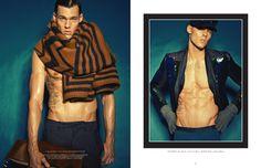 Homme Style Magazine » Blog Archive » UN HOMME NU DE LUXE