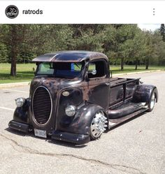 1930's Ford COE