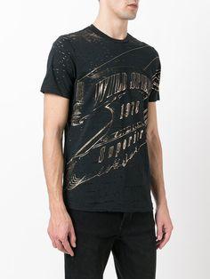Diesel Camiseta com estampa