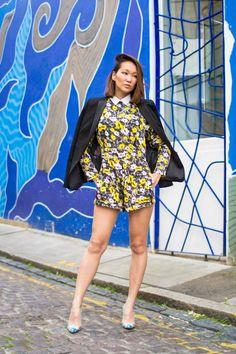 Silk and Suits, Mariko Kuo, Motel Rocks, Stuart Weitzman, Maison Scotch Vera Bradley Backpack, Motel, Stuart Weitzman, Rocks, Silk, Fashion, Maison Scotch, Moda, Fashion Styles