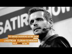 """Die """"Große radioeins Satireshow"""" vom 2. Mai 2016 (2:08:24)"""