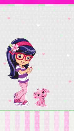 Find the best Wallpaper Strawberry Shortcake on GetWallpapers. We have background pictures for you! Cute Girl Wallpaper, More Wallpaper, Colorful Wallpaper, Iphone Wallpaper, Beautiful Wallpaper, Strawberry Shortcake Cartoon, Best Background Images, Cool Backgrounds, Cute Dolls