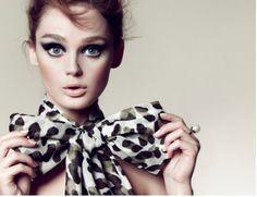 Women: How to Wear a Bow Tie   Fox & Brie