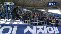 K League Classic 20-3 Incheon United fans