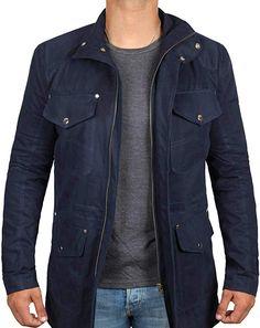 Buy Black Cotton Lightweight Jacket Men - Empire Cotton Jacket for Men Faux Leather Jackets, Leather Men, Mens Lightweight Jacket, Jacket Men, Cotton Jacket, Halloween Outfits, Black Cotton, Boy Outfits, Empire