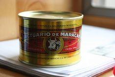 Maracay butter - made in Maracay, Venezuela. Yes, please! The best butter