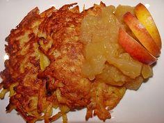 Chefkoch.de Rezept: Kartoffelpuffer original holländisch