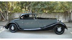 1935 Rolls Royce Phantom Ii Continental Sport Hooper Limousine Used Classic Rolls Royce, Vintage Rolls Royce, Rolls Royce Phantom 2, Vintage Cars, Antique Cars, Rolls Royce Limousine, Veteran Car, Benz Car, Motor Car
