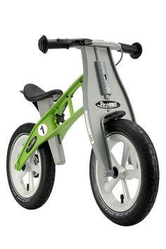 FirstBIKE USA Big Apple Balance Bike in Green