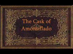 a vengeful spirit in the cask of amontillado by edgar allan poe A short summary of edgar allan poe's poe's short stories the cask of amontillado (1846) the vengeful montresor repays the supposed insults of his enemy.