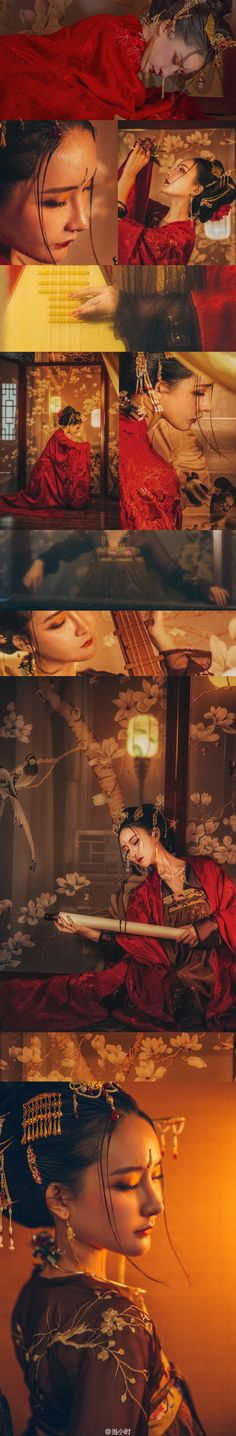 微博 Asian Fever, Western Girl, China Girl, Ancient China, Chinese Art, Chinese Style, Japanese Artists, Hanfu, Best Cosplay