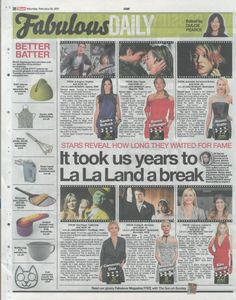 Press Coverage from The Sun #kaleidoscope #press