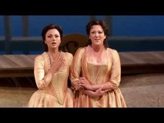 Susanna Phillips, Isabel Leonard - Ah, Guarda, Sorella - YouTube