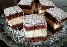 Citromhabos - kakaós krémes   MiCsilla receptje - Cookpad receptek Tiramisu, Cheesecake, Cooking Recipes, Ethnic Recipes, Food, Bulgur, Cheesecakes, Chef Recipes, Essen