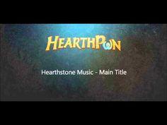 Hearthstone Soundtrack - Main Title - YouTube
