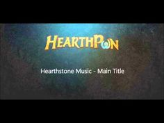 Hearthstone Soundtrack - Main Title - YouTube