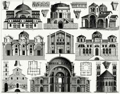 Byzantine architecture.