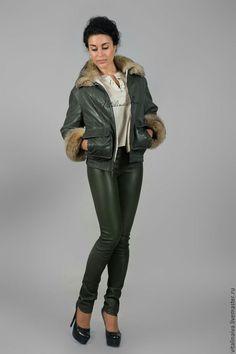 Куртка зимняя, двусторонняя Пилот – купить или заказать в интернет-магазине на Ярмарке Мастеров | Спортивная, тёплая, двусторонняя куртка…