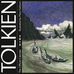 The Official Tolkien Calendar has been an established publishing event for Tolkien fans and Hobbit collectors for the last four decades. Tying in with the diamond anniversary of The Lord of the Rings, the 2015 edition is a truly remarkable addition to the series, revealing some fascinating history about Tolkien and The Lord of the Rings.
