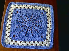 """Pinwheel 12"""" Square ~ free pattern"""