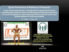 """""""Does your doctor LOOK like they have spent their life living the principles of health & fitness ? If not, are they the best choice for you?""""      ROSWELL'S ACCIDENT INJURY WELLNESS DOCTOR  (770) 695-PAIN---  Accepting New Wellnes Partners & Patients--- #Atlanta #chiropractic #wellness #health #athletes #bodybuilding #crossfit #mma #baseball #soccer #basketball #rugby #swimmers #lacrosse #football #judo #bjj #taekwondo #boxing  #wrestling  #motivation  #inspiration    FREE WELLNESS & SPINAL…"""